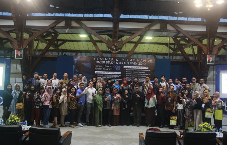 Career Center Officer Program 2.0 Indonesia Career Center Network (ICCN) di Institut Teknologi Bandung