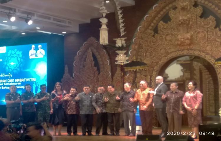 Seminar Dalam Rangka HUT Ke-232 Kota Denpasar Tahun 2020 Dengan Tema